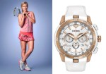 Victorious Victoria -Vika Azarenka's a winner on & off the court with a big heart & a fabulous new CItizen Watch @Vika7, @CItizenWatch #CitizenEcoDrive #Vi