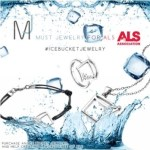 Ice, Ice, Baby! Wear celebration jewelry that gives to a worthy cause  #IceBucketJewelry