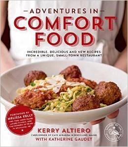 book adventures in comfort food
