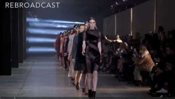Re-broadcast videos of LONDON (+NYC) Fashion Week A/W15 on advicesisters.com  #FashionWeek, #fashion, #video