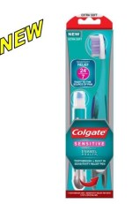 colgate sensitive toothbrush with built in sensitivity relief pen
