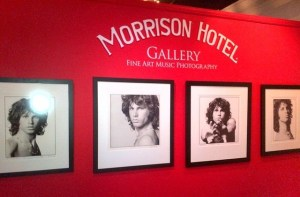 Joel Brodsky at the Morrison Hotel Gallery @TheMHGallery, #Rockicons, #Music