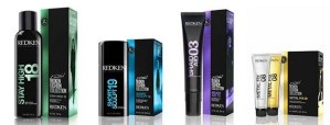 Redken's Fab 4:  fashion styling collection, @Redken5thAve, #Beauty, #Hair, Fashion
