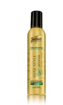 suave curl defining soft touch mousse