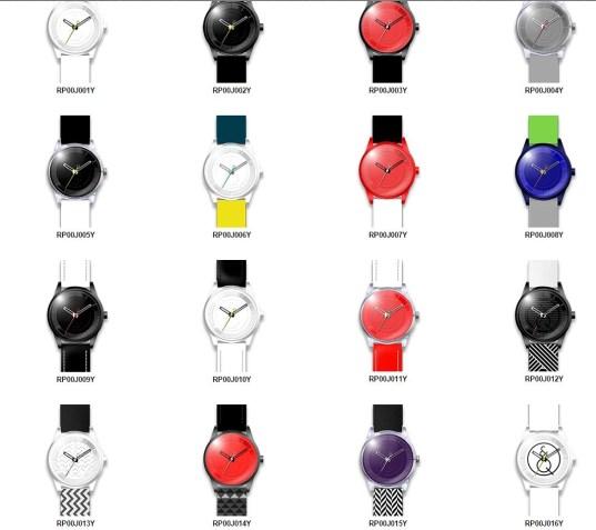 Q&Q solar watches