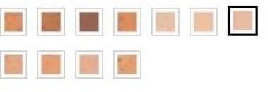 mac pro longwear presseed powder color chart
