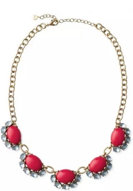 stella and dot mae necklace