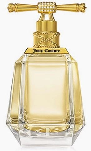 i AM JUICY COUTURE BOTTLE
