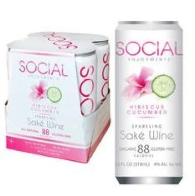 social enjoyment packaged