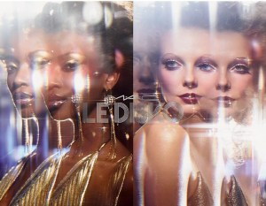 M-A-C Cosmetics dazzles Summer 2015: Le Disko & The Matte Lip @MACcosmetics