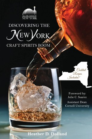book discovering the new york craft spirits boom