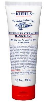 limited editrion kiehls ultimate strength hand salve