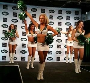 "J.E.T.S. Jets. Jets. Jets! Get a Taste of the Jets"" experience  @NYJETS, #tasteofthejets"