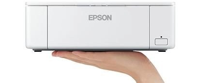 the Epson PM-400 fits in your hand