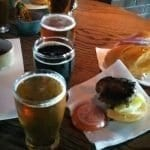 brew pub fare on the Escape