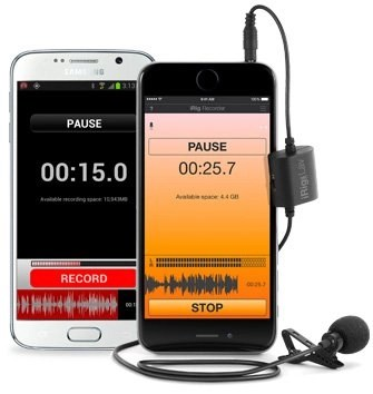 iRig Mic Lav Makes You Into an Interview Pro @ikmultimedia, #media, #multimedia