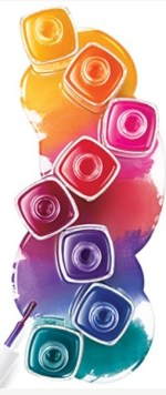 Essie Silk Watercolor kits