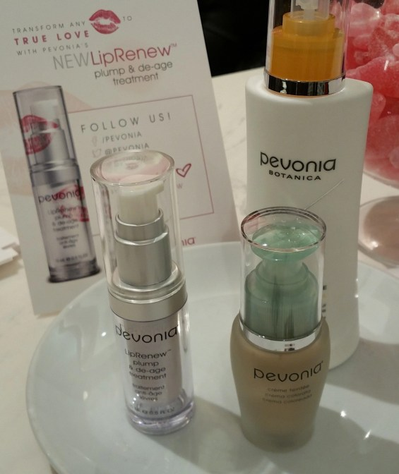 Pevonia LipRenew Event