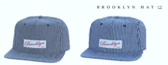 brooklyn hat company BASEBALL CAPS