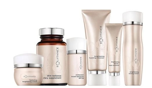 equitance skincare entire collection