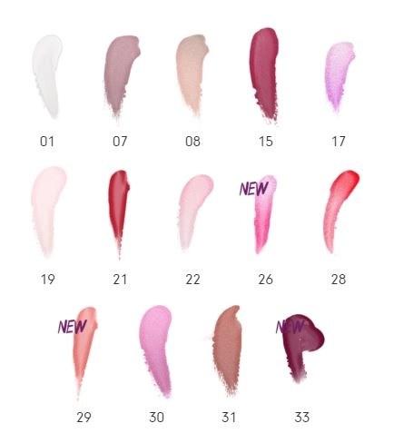 essence cosmetics XXL shine lipgloss