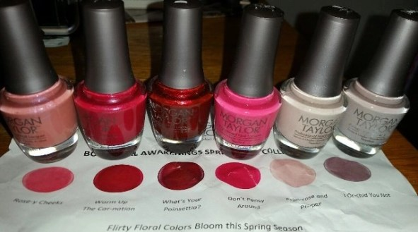 morgan taylor botanical awakenings 6 shades 2