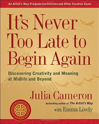 book it's never too late to begin again