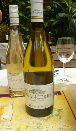 sancerre and vouvray LOIRE VALLEY