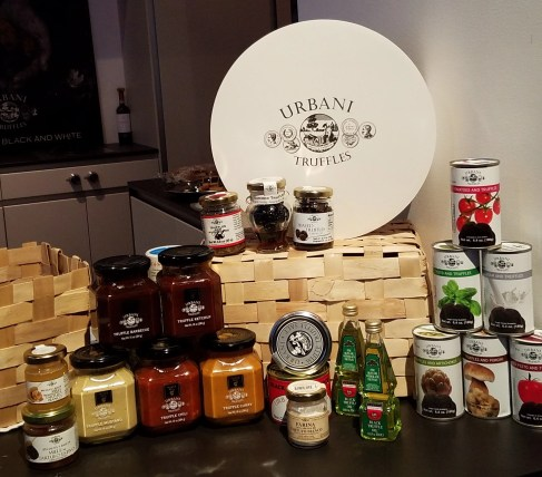 Urbani Truffle Lab Event