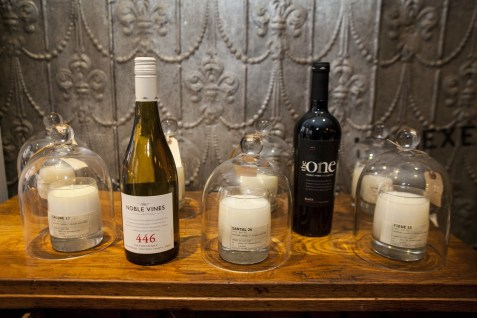 noble vines the one and le labo event nyc june 2016