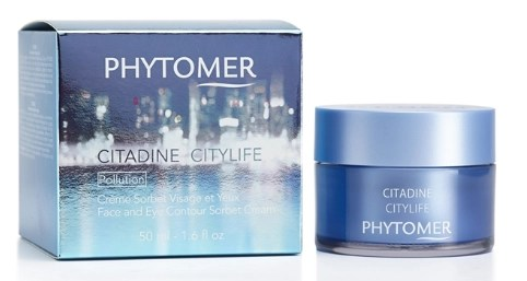 Review of Phytomer's New CITYLIFE Anti-Pollution Face & Eye Cream