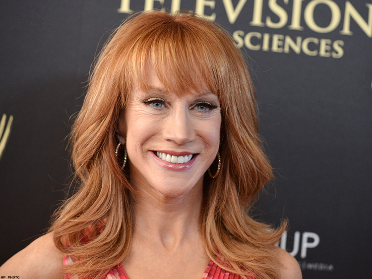 Kathy Griffin Is No Longer Friends With Anderson Cooper  Is Done     Kathy Griffin No Longer Friends With Anderson Cooper  Done Apologizing