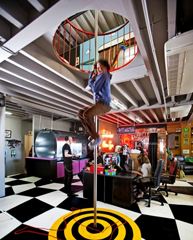 Youtube Office Space