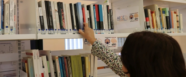 Biblioteca AECCUCO slide