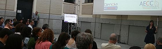 Ciencia en Redes 2014 Angela Monasor560x170