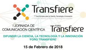 Jornada de Comunicacion Cientifica Transfiere