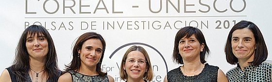 L'Oréal-UNESCO For Women in Science- edición VIII