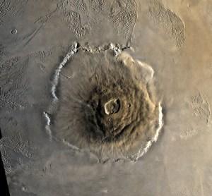 Monte Olympo - Marte - NASA - AECC - Mrgorsky - 560px