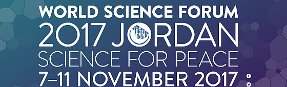 World Science Forum Jordania home