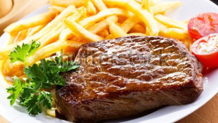 stock-photo-grilled-steak-with-french-fries-102931337