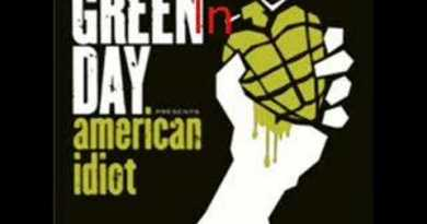 Green Day – Holiday