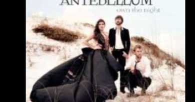 Lady Antebellum – Singing Me Home