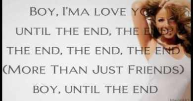 Mariah Carey – More Than Just Friends