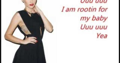 Miley Cyrus – Rooting For My Baby
