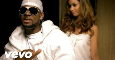 R. Kelly – I'm A Flirt feat. T.I. & T-Pain