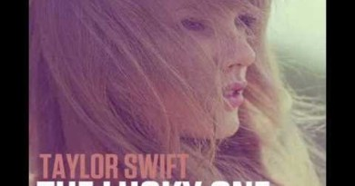 Taylor Swift – The Lucky One