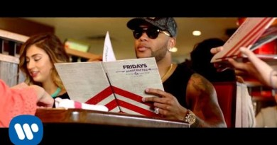 Flo Rida – Hello Friday feat. Jason Derulo