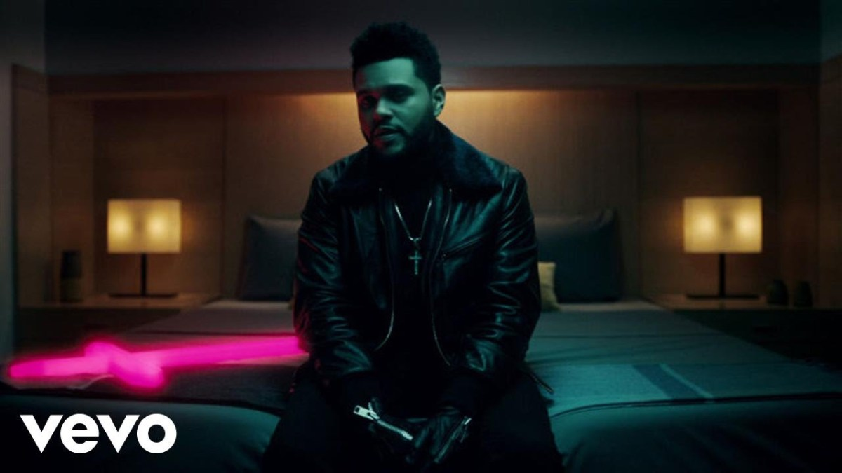 The Weeknd - Starboy feat. Daft Punk