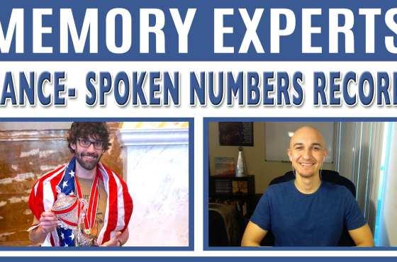Memory Experts Lance Memory Training wiht Luis Angel AE MInd aemind
