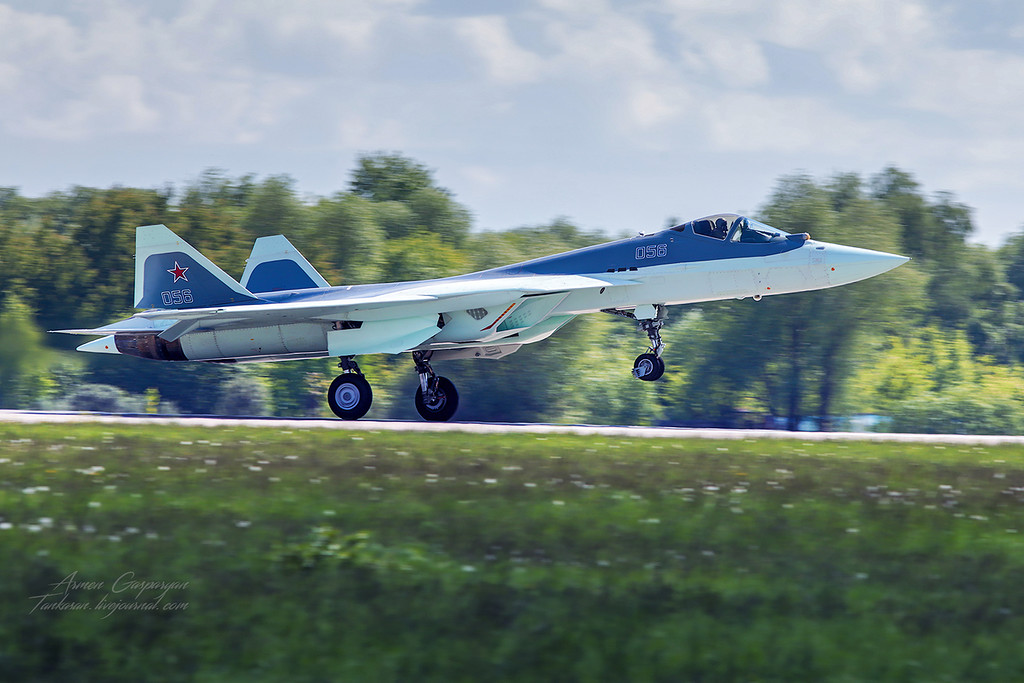 PAK-FA T-50 - 056